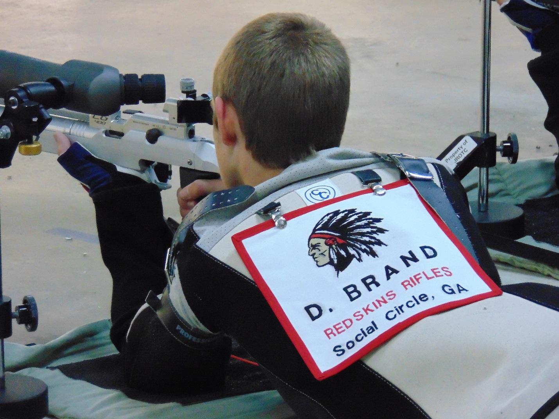 Social Circle High School Varsity Precision Air Rifle Team