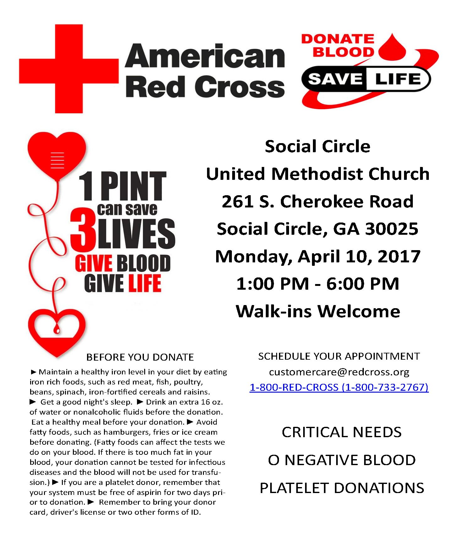 blood donation a social need